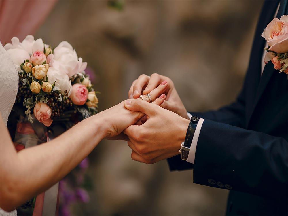 Celebracion de bodas en el Restaurante el Niu, Sueca