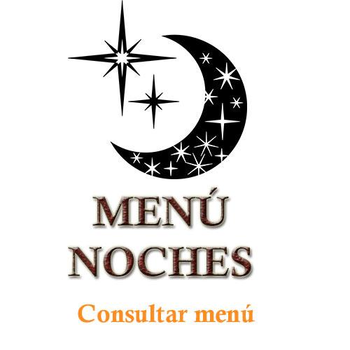 Menus noche en el Restaurante el Niu