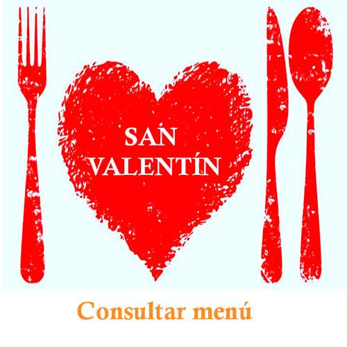 Menú especial de San Valentín en el Restaurant el Niu de Sueca